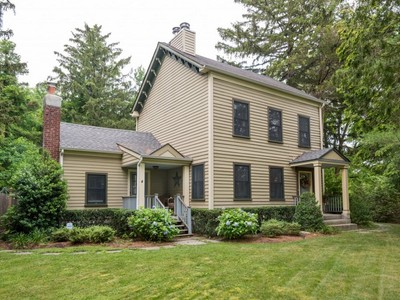 Single Family Home for sales at Colonial 43 Mill Ln Huntington, New York 11743 United States