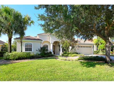 Single Family Home for sales at LAKEWOOD RANCH COUNTRY CLUB 6520  The Masters Ave  Lakewood Ranch, Florida 34202 United States