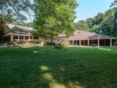 Single Family Home for sales at Contemporary 131 Skunks Misery Rd  Lattingtown, New York 11560 United States