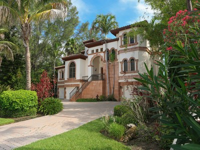 Einfamilienhaus for sales at DREAM ISLAND 661  Dream Island Rd Longboat Key, Florida 34228 Vereinigte Staaten