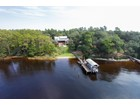Single Family Home for  sales at CONTEMPORARY ACADIAN ON DEEP WATER 120  Bayou Dr   Niceville, Florida 32578 United States