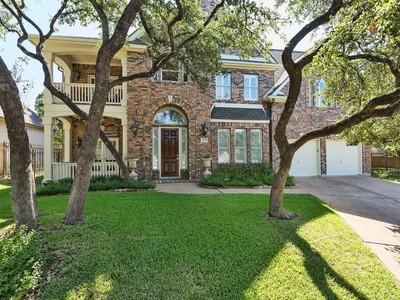 独户住宅 for sales at 5805 Gentle Breeze, Austin  Austin, 得克萨斯州 78731 美国