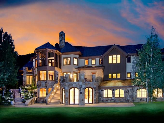 Maison unifamiliale for sales at 1003 Lake Creek  Edwards, Colorado 81632 États-Unis