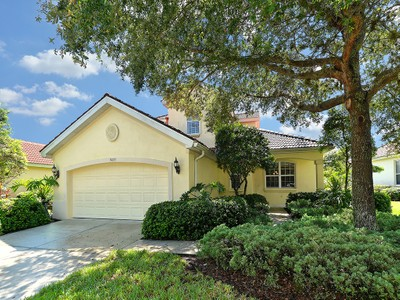 Single Family Home for sales at WATERLEFE 9435  Portside Terr  Bradenton, Florida 34212 United States