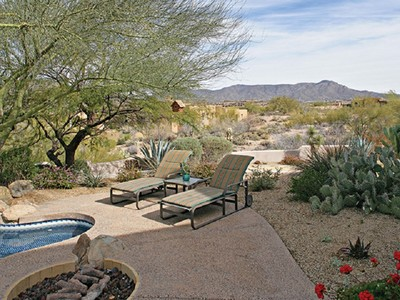 Single Family Home for sales at Custom Home on 1 Acre Private Lot in Desert Mtn 9902 E Hidden Valley Rd  Scottsdale, Arizona 85262 United States
