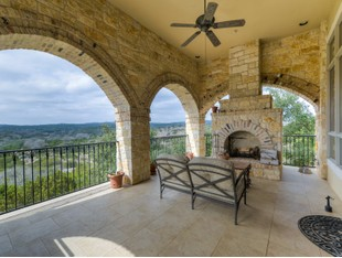 Single Family Home for sales at Breathtaking Estate on 6+/- Acres 11431 Cat Springs Boerne, Texas 78006 United States