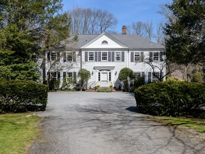 Single Family Home for sales at Colonial 500 Chicken Valley Rd  Matinecock, New York 11560 United States