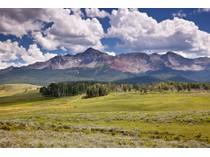 农场 / 牧场 / 种植园 for sales at Wilson Peak Ranch 101 Buckskin Road  Placerville, Telluride, 科罗拉多州 81435 美国