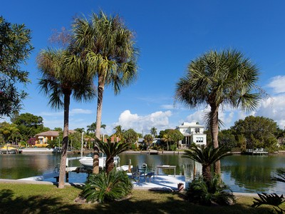 Single Family Home for sales at LIDO BEACH 343 S Polk Dr Sarasota, Florida 34236 United States