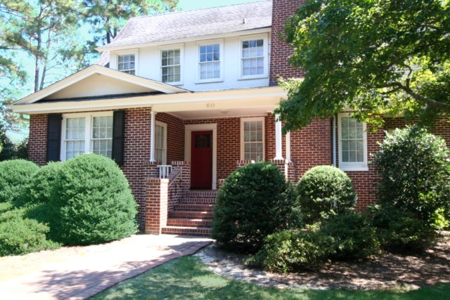 Maison unifamiliale for sales at 60 Midland Road   Pinehurst, Carolina Du Nord 28374 États-Unis