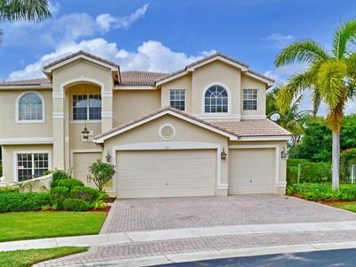 Maison unifamiliale for sales at 11713 Preservation Ln , Boca Raton, FL 33498 11713  Preservation Ln  Boca Raton, Florida 33498 États-Unis