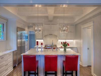 Maison unifamiliale for sales at Terrell Hills Creme de la Creme! 117 Geneseo Rd San Antonio, Texas 78209 États-Unis