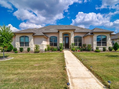 Single Family Home for sales at Pristine Home in Lakeview Ranch 13378 Leeward Ln  San Antonio, Texas 78263 United States