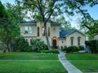 Villa for sales at Gorgeous Mediterranean Home in Alamo Heights 345 Blue Bonnet Blvd San Antonio, Texas 78209 Stati Uniti
