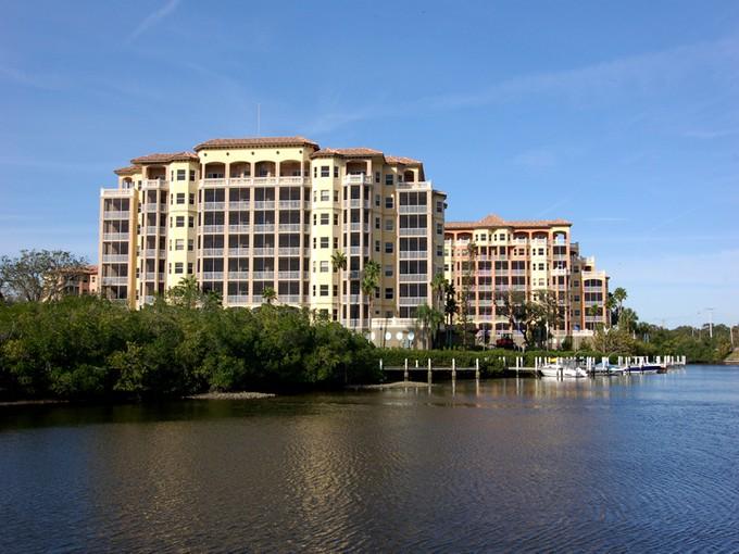 Condominium for sales at PHILLIPPI LANDINGS 5591  Cannes Cir 403 Sarasota, Florida 34231 United States