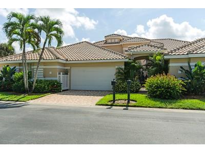 Townhouse for sales at PELICAN LANDING - BAYCREST VILLAS 25362  Galashields Cir  Bonita Springs, Florida 34134 United States