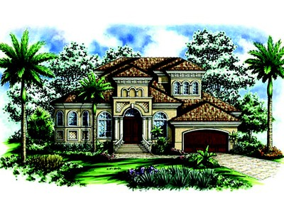 Tek Ailelik Ev for sales at MARCO ISLAND 791  Caxambas Dr Marco Island, Florida 34145 Amerika Birleşik Devletleri