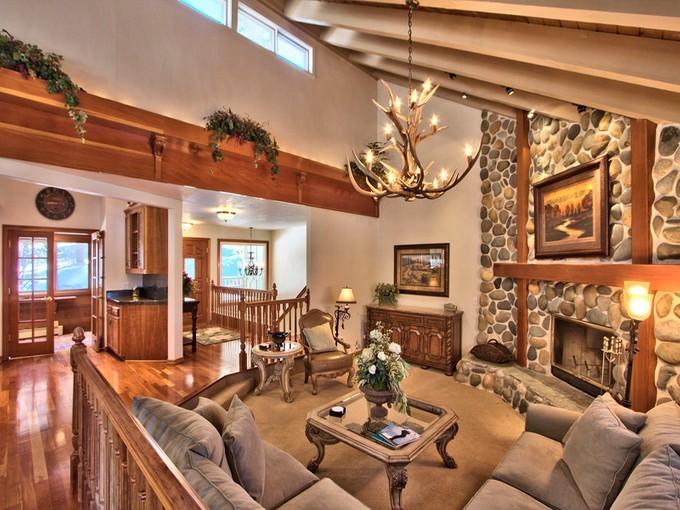 Casa para uma família for sales at 228 South Meadow Road   Glenbrook, Nevada 89413 Estados Unidos
