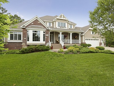 Einfamilienhaus for sales at 6946 Highover Court N 6946  Highover Court N Chanhassen, Minnesota 55317 Vereinigte Staaten