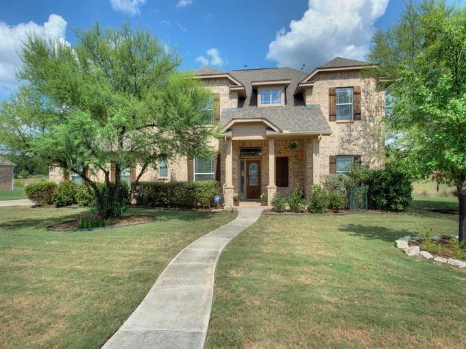 Single Family Home for sales at Gorgeous Gem in Woods at Fair Oaks 8407 Monument Oak Boerne, Texas 78015 United States