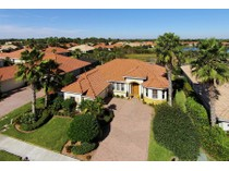 Single Family Home for sales at VENETIAN GOLF & RIVER CLUB 105  Caneletto Way   North Venice, Florida 34275 United States
