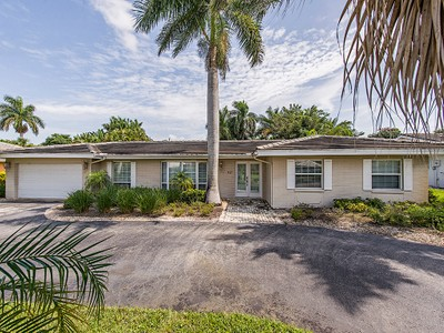 Single Family for sales at 737 Park Shore Dr  Naples, Florida 34103 United States
