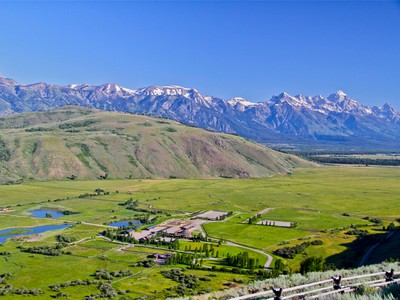 Farm / Ranch / Plantation for sales at A Jewel Unlike Any Other Spring Gulch Road Between Town And The Snake River, Wyoming 83001 United States