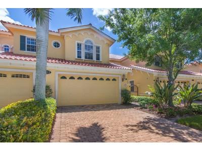 Condomínio for sales at FIDDLER'S CREEK - CASCADA 9022  Cascada Way 101 Naples, Florida 34114 Estados Unidos
