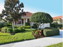Single Family Home for sales at VENETIAN GOLF & RIVER CLUB 105  Treviso Ct   North Venice, Florida 34275 United States