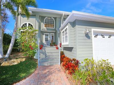 Nhà ở một gia đình for sales at SOUTH CREEK 1762  Island Way Osprey, Florida 34229 Hoa Kỳ