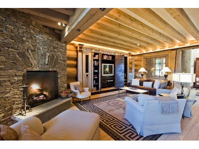 Tek Ailelik Ev for sales at European Style Estate, 427 Benchmark 427 Benchmark Drive Mountain Village Telluride, Colorado 81435 Amerika Birleşik Devletleri