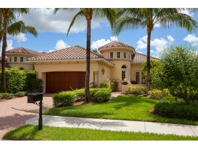 Single Family for sales at 8976 Cherry Oaks Trl  Naples, Florida 34114 United States