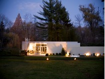 Single Family Home for sales at Philip Johnson Modern 523 Oenoke Ridge   New Canaan, Connecticut 06840 United States