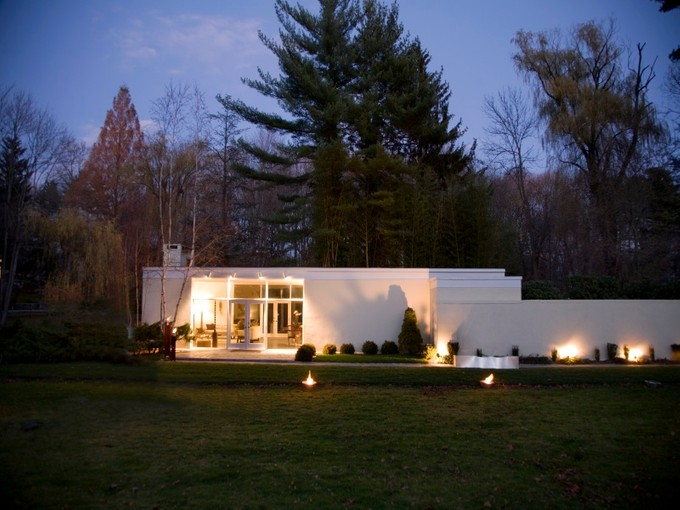 Einfamilienhaus for sales at Philip Johnson Modern 523 Oenoke Ridge New Canaan, Connecticut 06840 United States