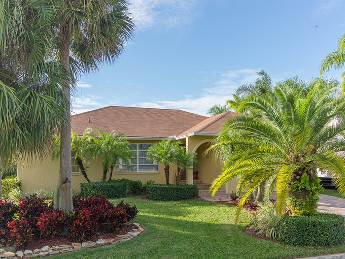 Single Family Home for sales at MARCO ISLAND - CAPISTRANO COURT 300  Capistrano Ct Marco Island, Florida 34145 United States