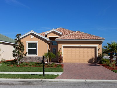Single Family Home for sales at STONEYBROOK OF VENICE 11722  Anhinga Ave Venice, Florida 34292 United States
