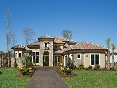 Single Family Home for sales at LAKE KEYSTONE 0  Bantry Odessa, Florida 33556 United States