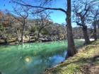 Hacienda / Granja / Rancho / Plantación for sales at 30± Acres on Guadalupe River with Great Views! 741 Rivers End  Spring Branch, Texas 78070 Estados Unidos