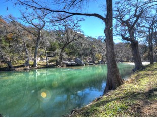 Farm / Ranch / Plantation for sales at 30± Acres on Guadalupe River with Great Views! 741 Rivers End Spring Branch, Texas 78070 United States