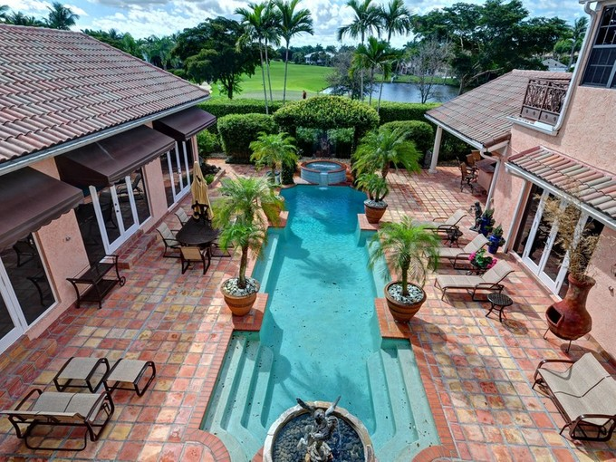 Maison unifamiliale for sales at St Andrews 7020  Lions Head Boca Raton, Florida 33496 United States