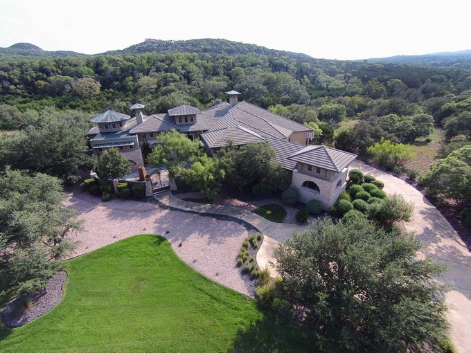 Single Family Home for sales at Modern Luxury Estate in Anaqua Springs 11426 Cat Springs   Boerne, Texas 78006 United States