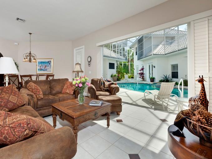 Single Family Home for sales at BONITA BAY - SANCTUARY 4248  Sanctuary Way  Bonita Springs, Florida 34134 United States