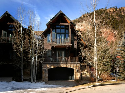 Townhouse for sales at Aspen Highlands Townhome 32 Prospector Road Aspen, Colorado 81611 United States