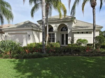 Maison unifamiliale for sales at THE BROOKS  SHADOW WOOD 10700  Wintercress Dr Bonita Springs, Florida 34135 États-Unis