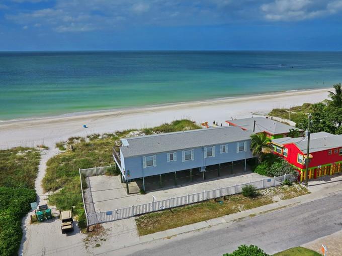 Single Family Home for sales at ILEXHURST 2802  Avenue   E Holmes Beach, Florida 34217 United States