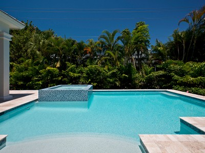 Single Family Home for sales at THE MOORINGS 627  Binnacle Dr Naples, Florida 34103 United States