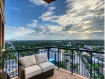 Кооперативная квартира for sales at Unparalleled Living at The Broadway 4242 Broadway 1903   San Antonio, Техас 78209 Соединенные Штаты