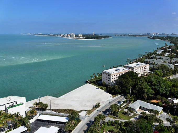 Terrain for sales at OCEAN BEACH 4740  Ocean Blvd Sarasota, Florida 34242 États-Unis