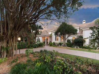 Maison unifamiliale for sales at BAY ISLES 501  Harbor Point Rd Longboat Key, Florida 34228 États-Unis