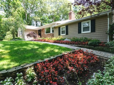 Single Family Home for sales at Ranch 104 Old Field Rd  Huntington, New York 11743 United States
